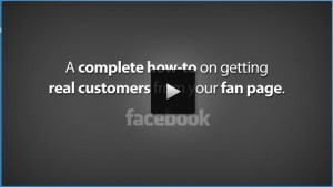 Facebook Fan Page Video